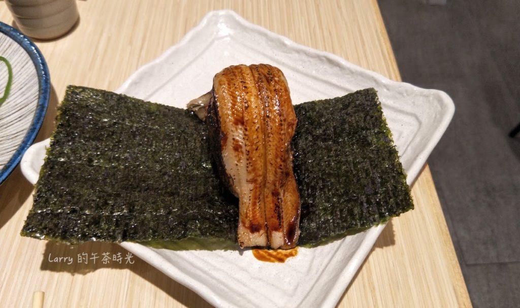 市民大道4段 歐買尬日式海鮮串燒 市民二店 炙燒星鰻握壽司