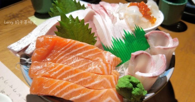 東區 國父紀念館 金魚日本料理 綜合生魚片 特級