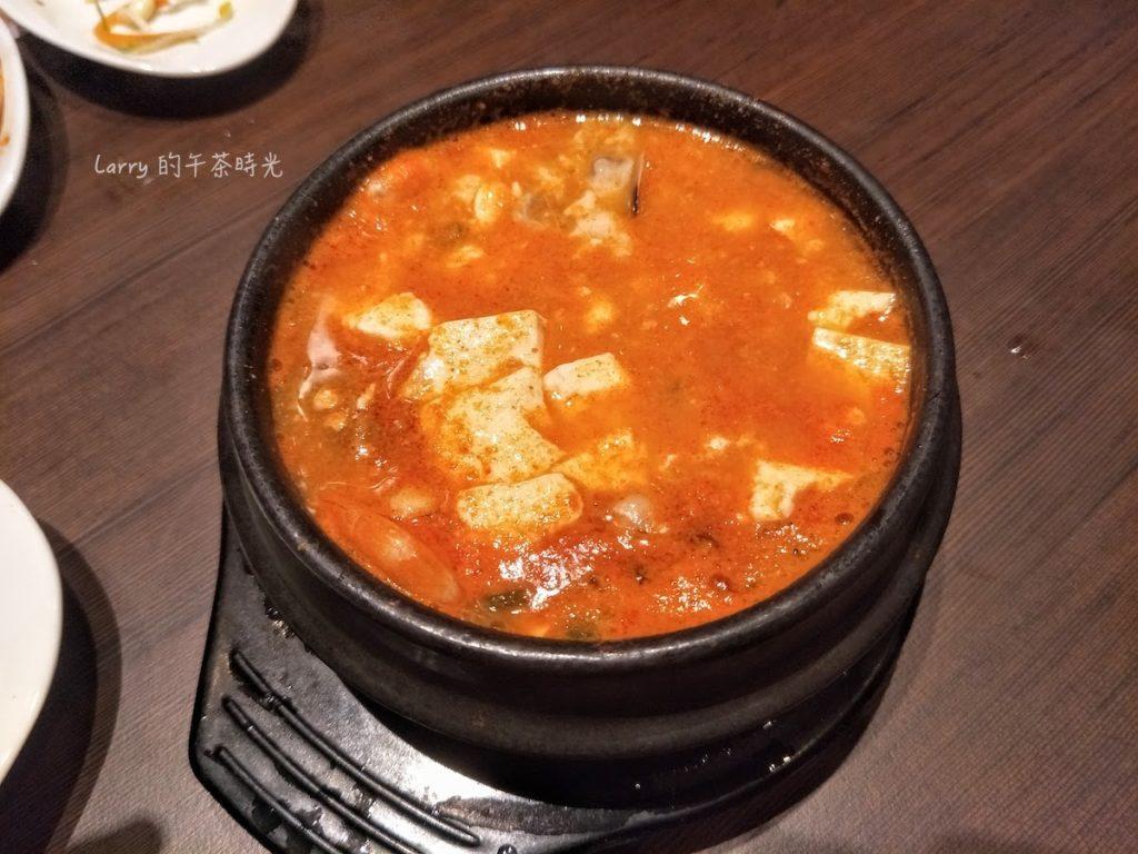 涓豆腐 海陸綜合嫩豆腐煲 板橋車站 環球購物中心