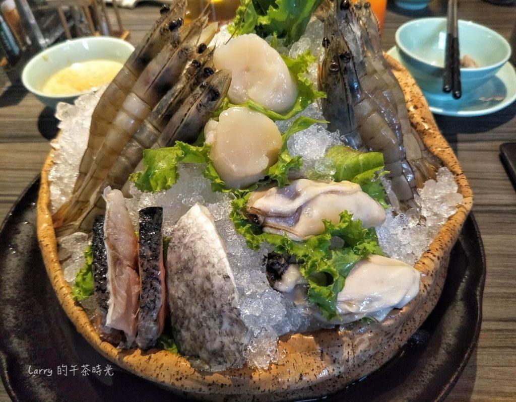 青花驕 麻辣鍋 中山北路 仙氣海宴