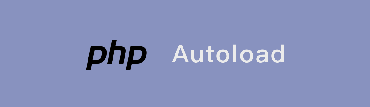 PHP Autoload