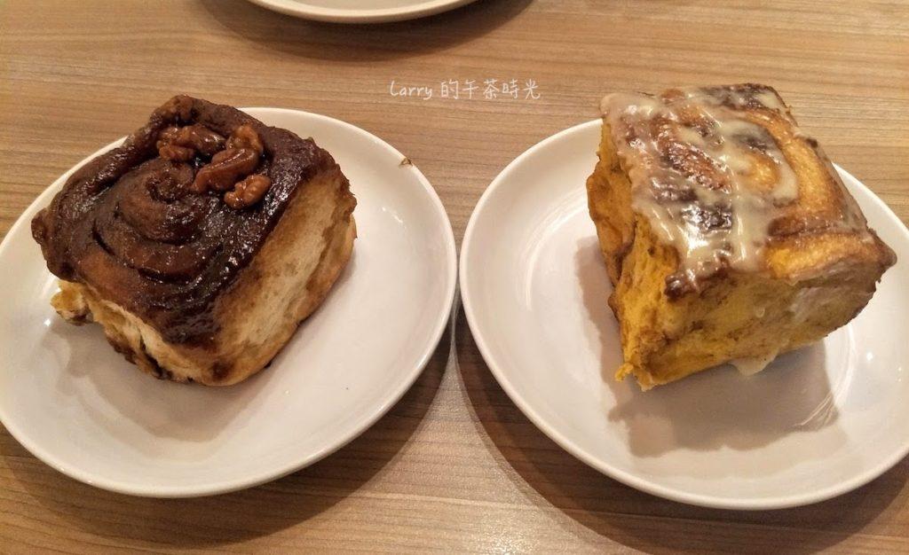 Heritage Bakery & Cafe 肉桂捲 南瓜肉桂捲