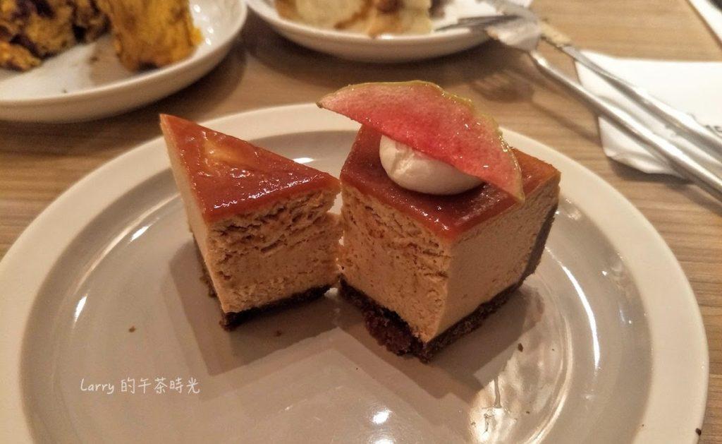 Heritage Bakery & Cafe 紅心芭樂起士蛋糕