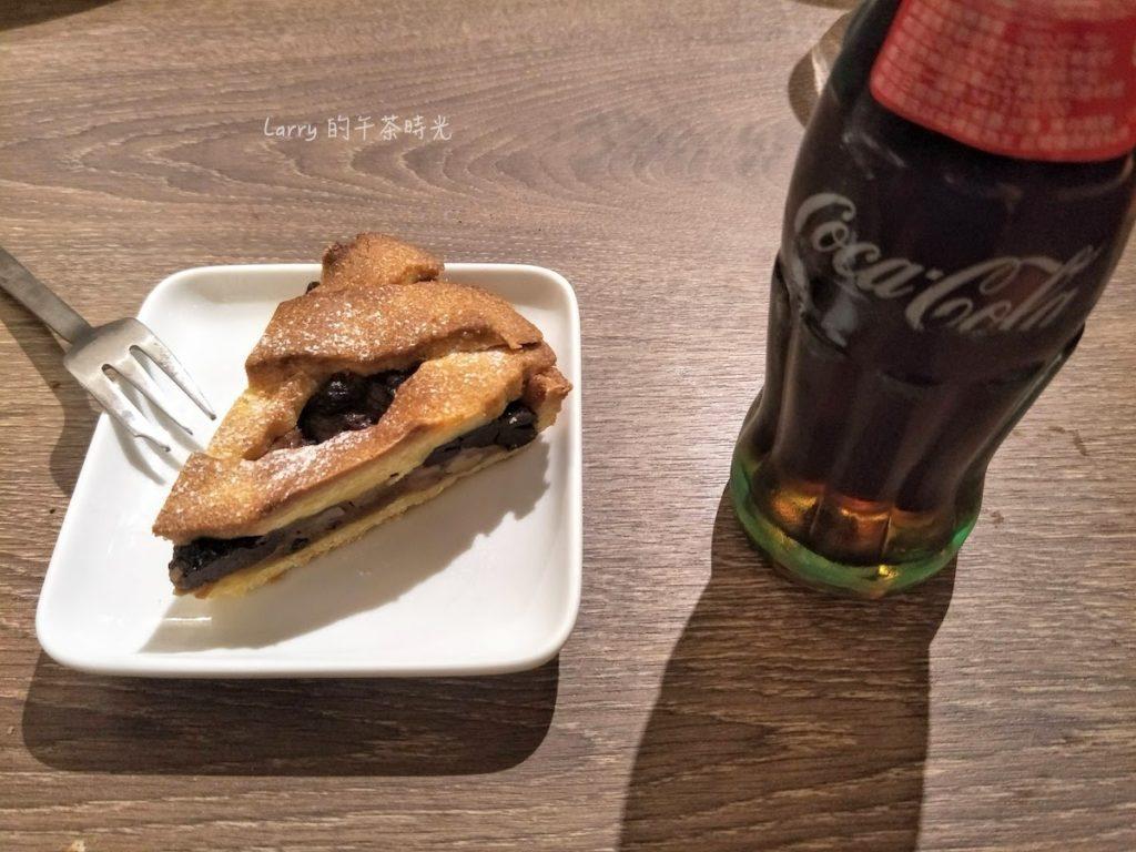 BANCO 窯烤PIZZA 信義 世貿店 自製生麵 南義季節水果蛋糕派