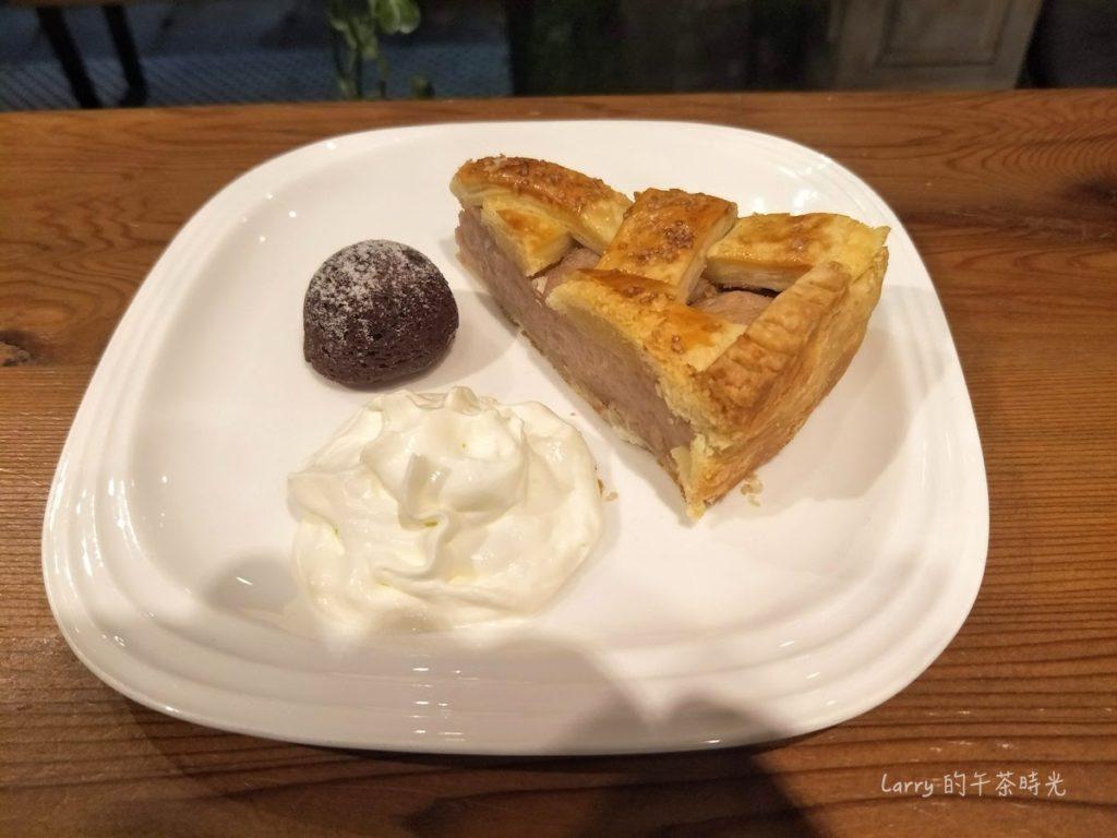 Miss V Bakery Cafe 赤峰店 布朗尼 芋頭派