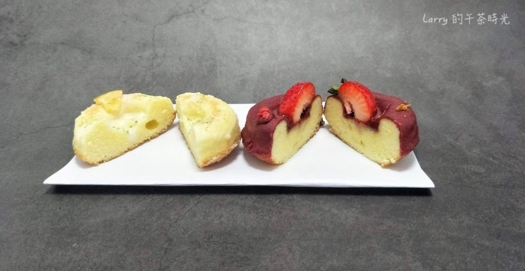 Perfepan 完美羅宋製造所 誠品信義 檸檬糖霜芬雪 草莓莓果芬雪
