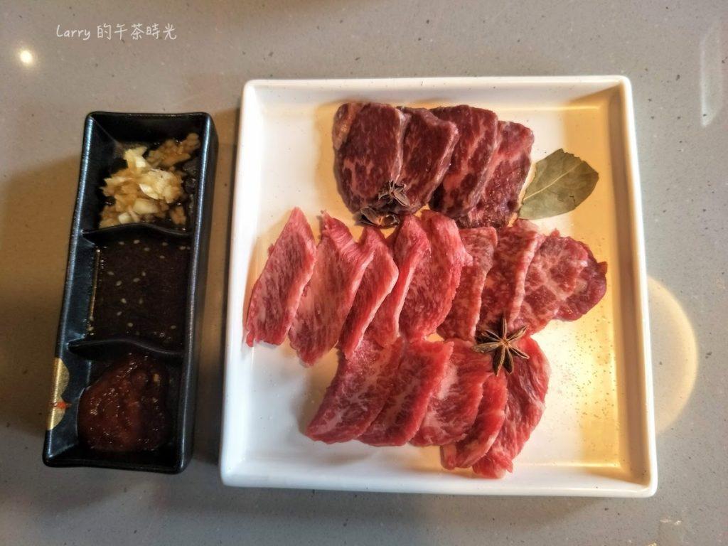 柏克金 燒肉 串燒吧 啤酒餐廳 雙人澳洲和牛燒肉組合