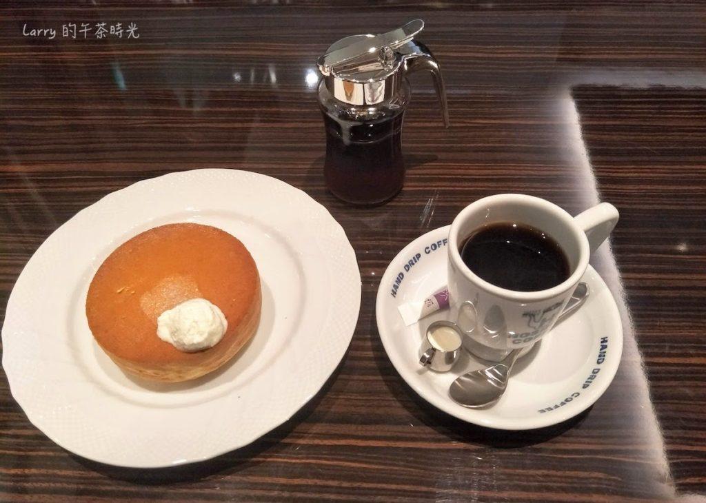 星乃珈琲店 信義 新光三越 A8 窯烤舒芙蕾熱蛋糕 星乃精選咖啡