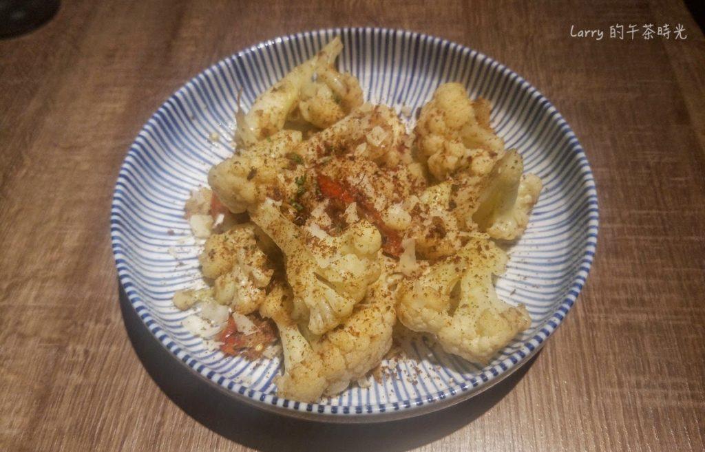 請請 義大利餐廳 逸仙店 Cin Cin Osteria 烏魚子鯷魚白花椰