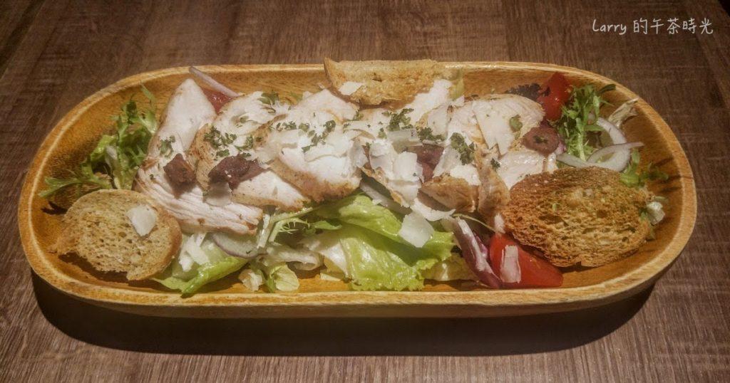 請請 義大利餐廳 逸仙店 Cin Cin Osteria 雞胸凱薩沙拉