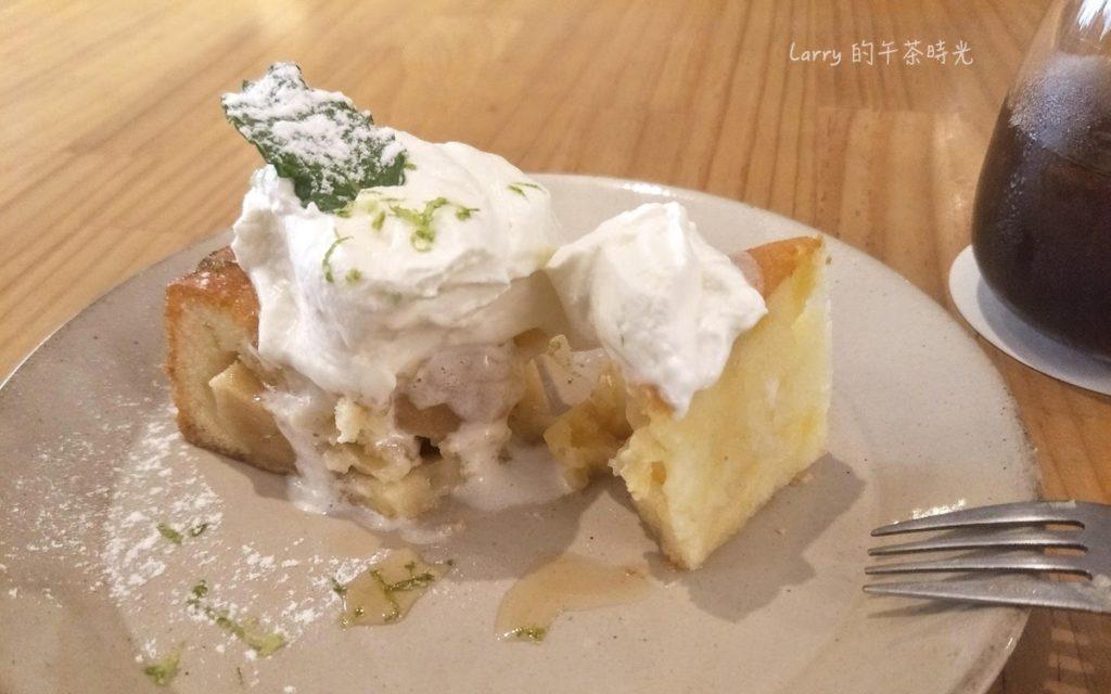 Flügel Studio 公館 台電大樓 蜂蜜蘋果溫蛋糕