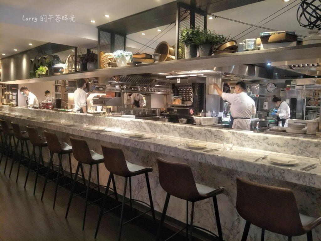 Chou Chou 法式料理餐廳 林明健 米其林