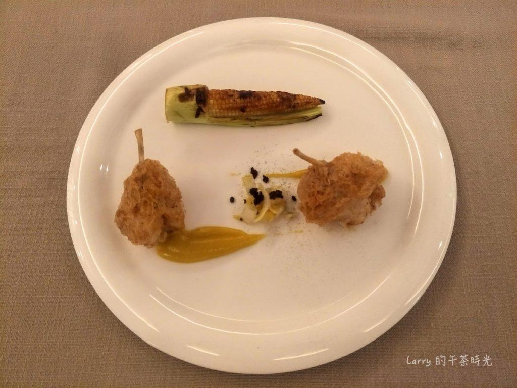 Chou Chou 法式料理餐廳 ⾹煎⽥雞腿