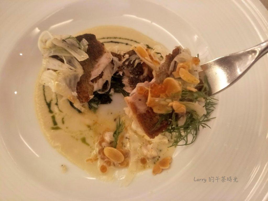 Chou Chou 法式料理餐廳 嫩煎鱒⿂